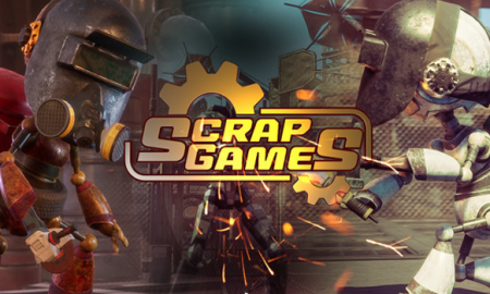 Scrap Games Full PC Crack Game Setup 2021 Version Free Download