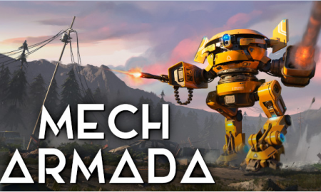 Mech armada Full PC Crack Game Setup 2021 Version Free Download