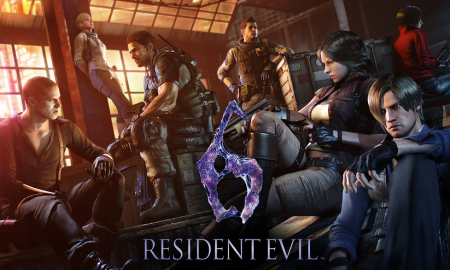 Resident evil 6 Full Game Free Version PS4 Crack Setup Download