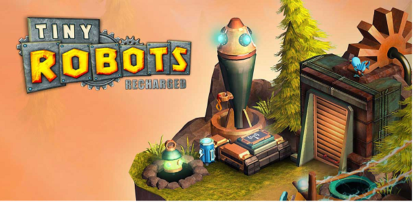 Tiny Robots Recharged Full Game Free Version PS4 Crack Setup Download