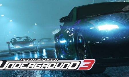 Need For Speed Underground 3 Full Game Free Version PS4 Crack Setup Download
